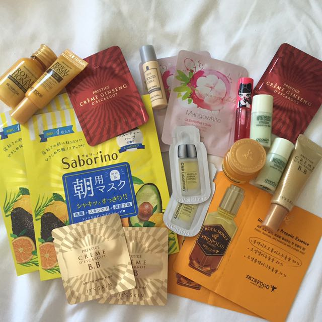 Korean and Japanese Skincare and Makeup