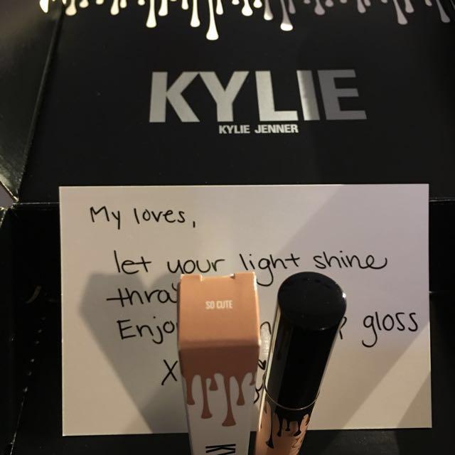 Kylie Lip Gloss (So Cute)