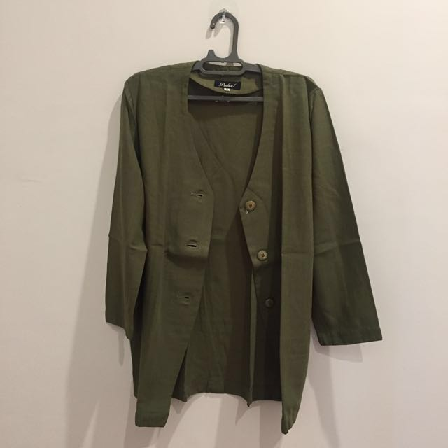 Linen Outer Free Shipping