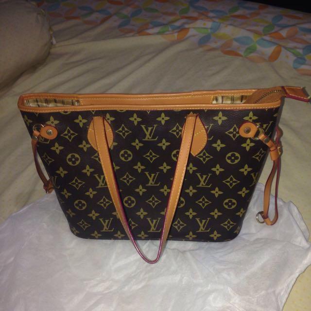 LV carry on bag