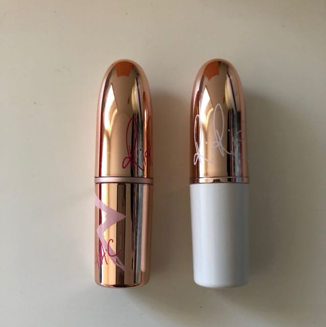 MAC x Rihanna Pleasure Bomb Matte Lipstick