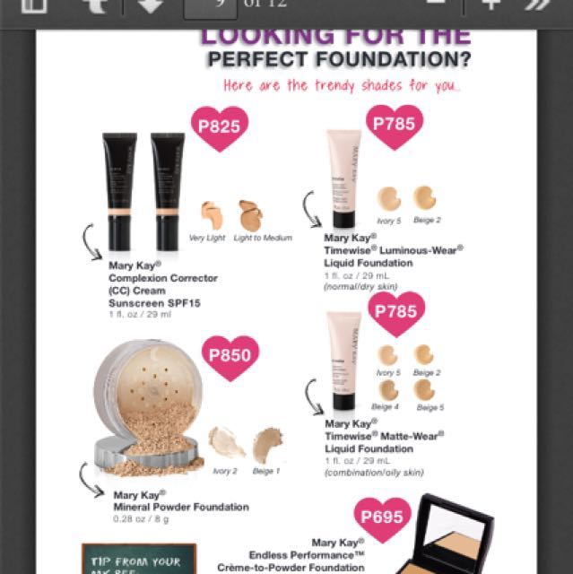 MaryKay Free Eyebrow liner Worth 299 for orders 500 and up