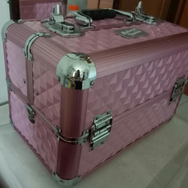 REPRICE. Masami Shouko Diamond Pink Beauty Case