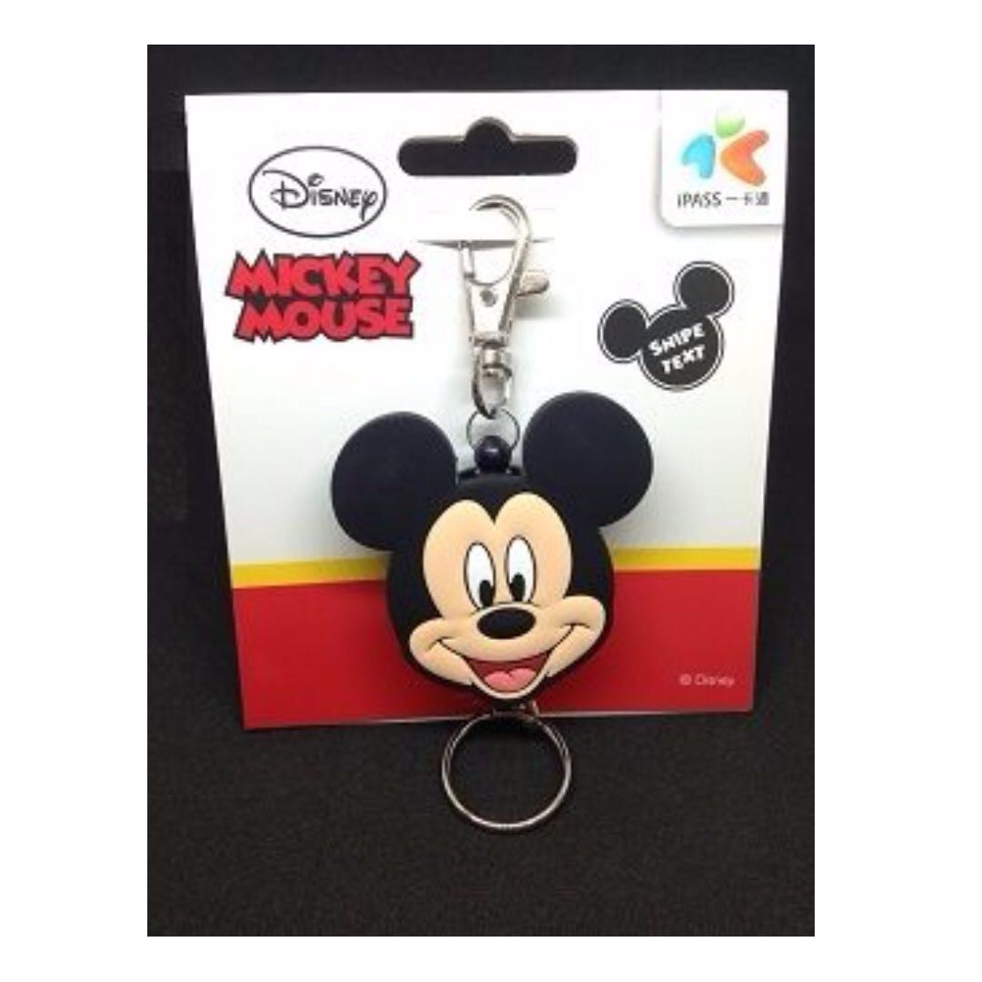 Mickey Mouse《米奇》一卡通造型卡|普通卡