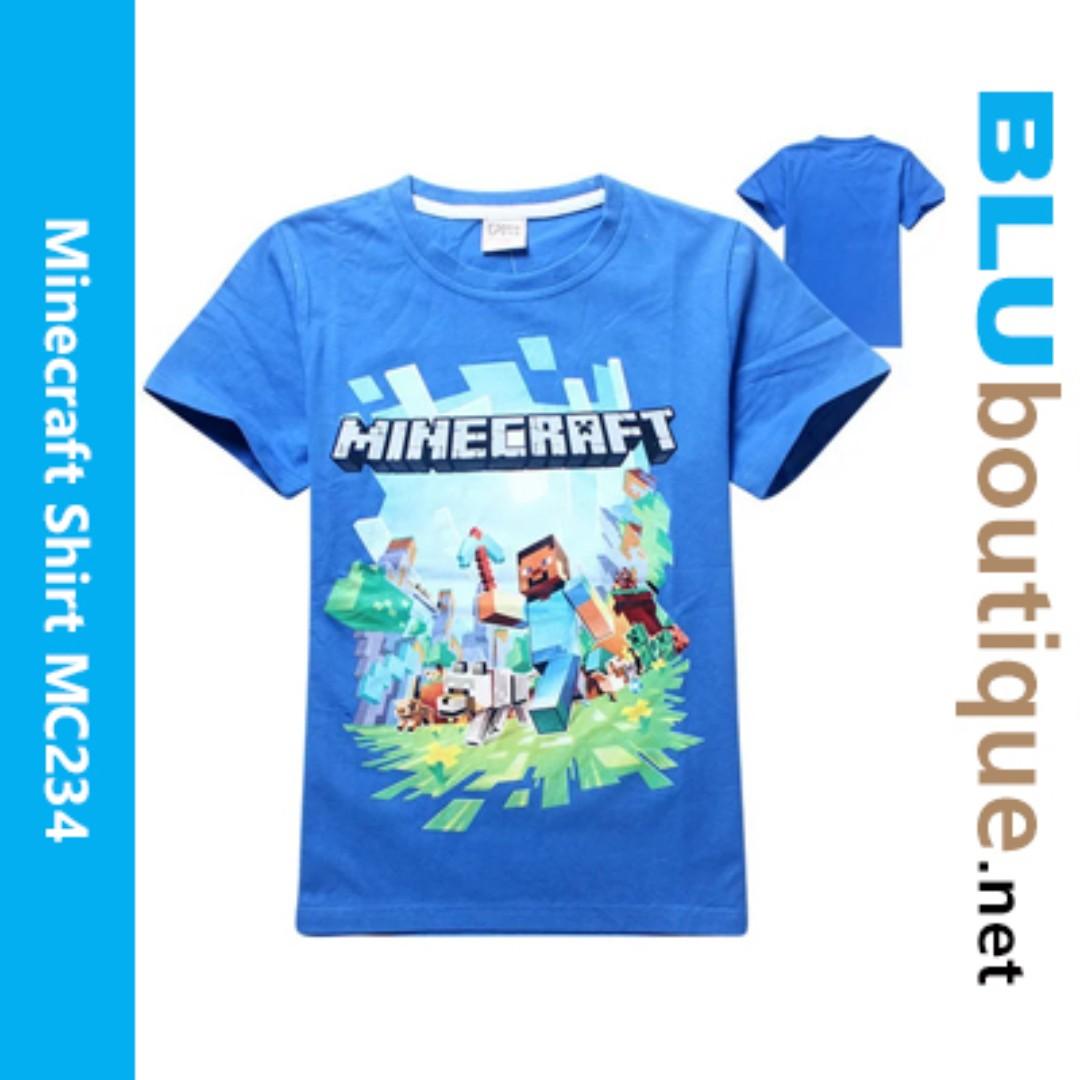 Minecraft T-shirt MC234