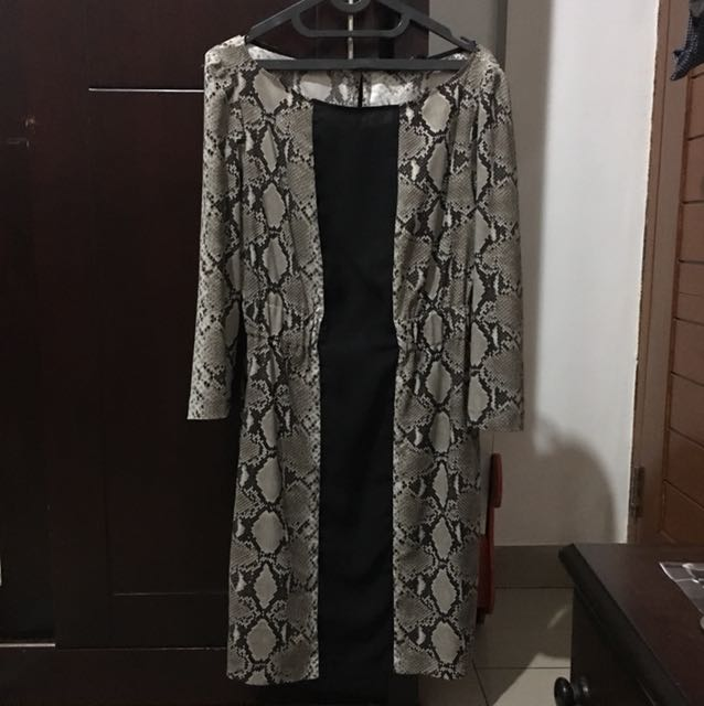 Mini Dress Zara original