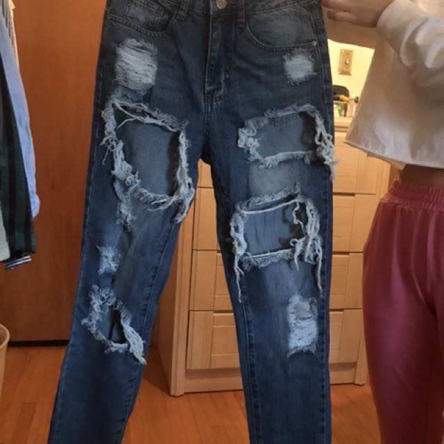 Misguiged RIOT jeans