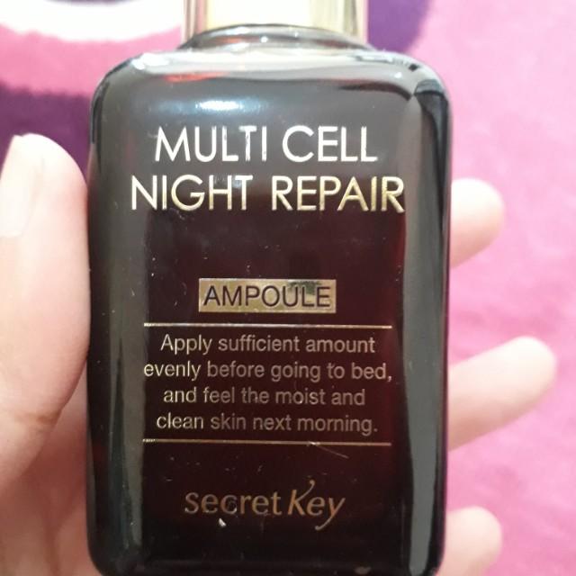 Multi cell niht repair