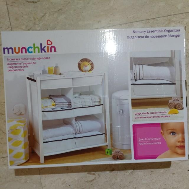 3177c30722f Munchkin nursery essentials organizer
