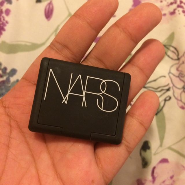 "Nars cosmetics blush: ""Goulue"""