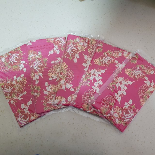 New Ang Pao Packets (24 pieces)