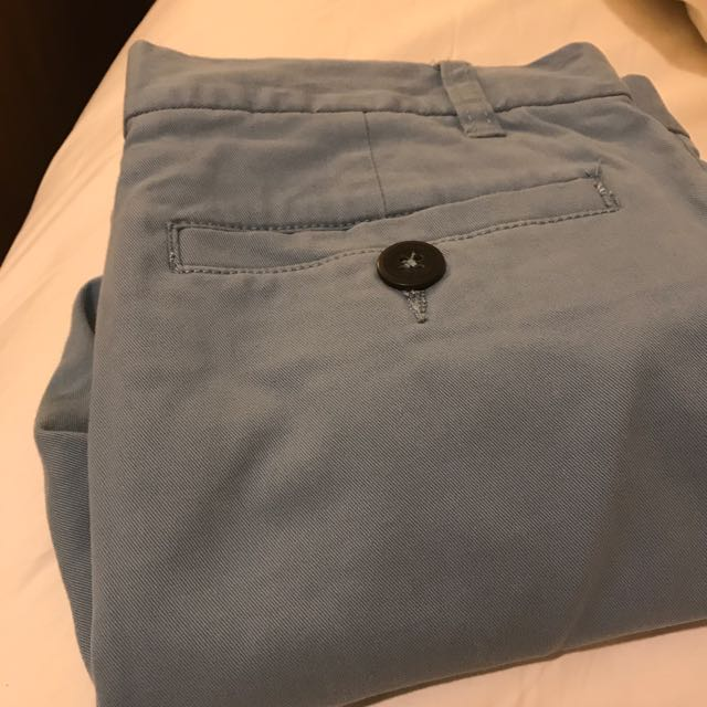 next slim fit shorts (men) waist 32