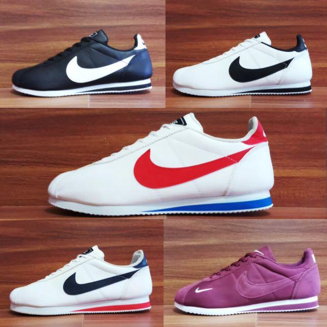 Nike Cortez Olshop Fashion Pria Di Carousell