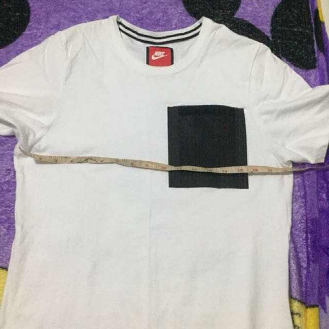Nike hypermesh pocket tshirt