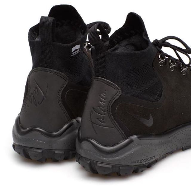 Nike Zoom Talaria Mid Flyknit 吉豐重工 acg lab