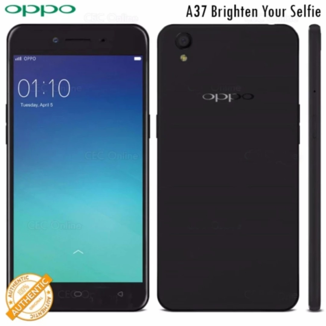 Oppo a37 free tempered glasscase 16gb 4g lte dual sim black oppo a37 free tempered glasscase 16gb 4g lte dual sim black brand new cash on delivery electronics mobile phones on carousell stopboris Images