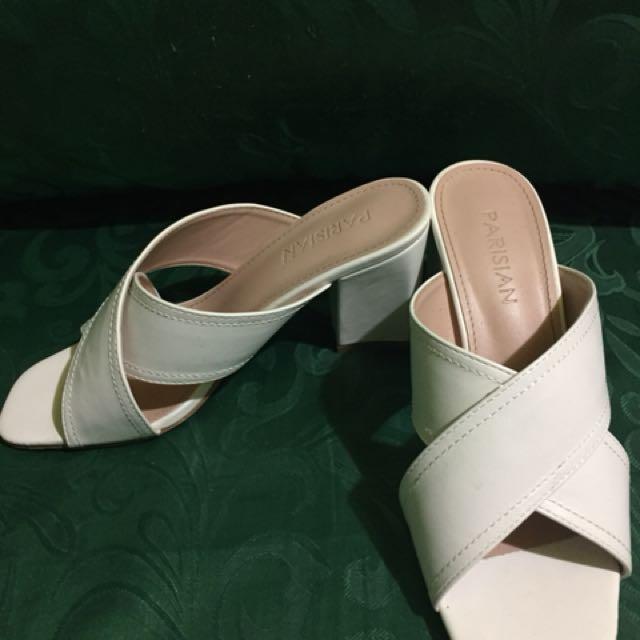 Parisian high heels