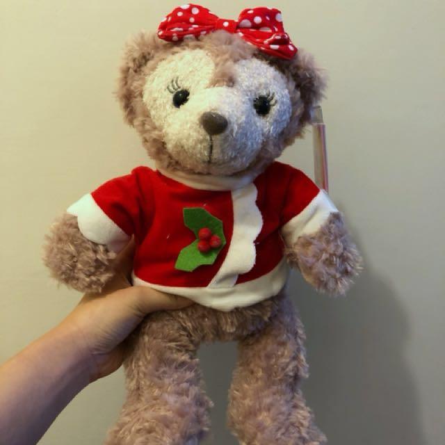 有PC 雪莉玫 聖誕節 娃娃