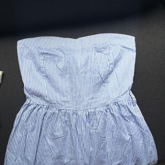 Pin Stripped dress