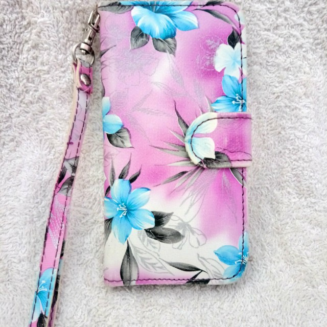 Pink Blush IPhone 5/5s case