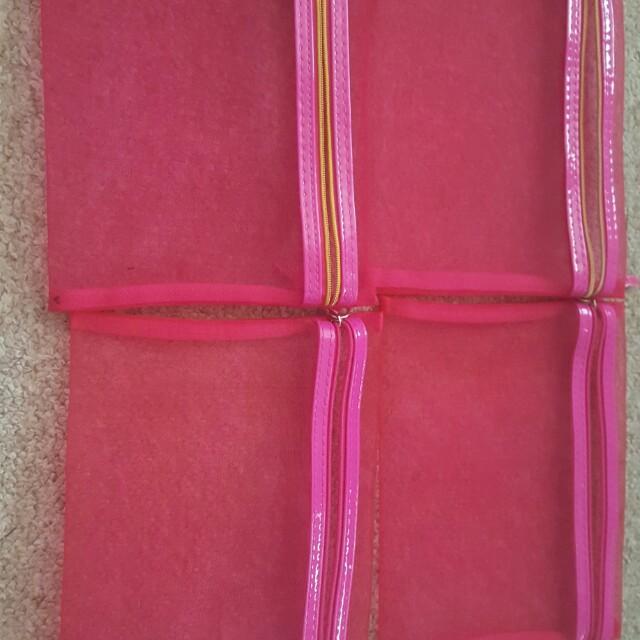 Pink Make Up Cases