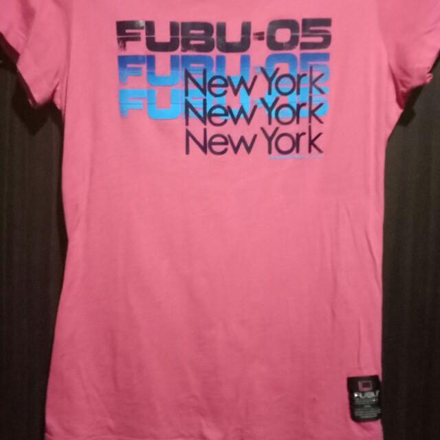 Pink Shirt...
