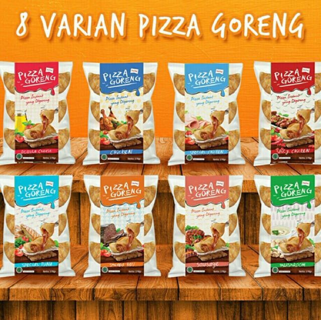 Pizza goreng id