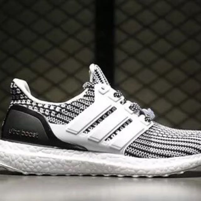 3e8feb67993 PO  Adidas Ultra Boost Oreo ub 4.0 grey   white