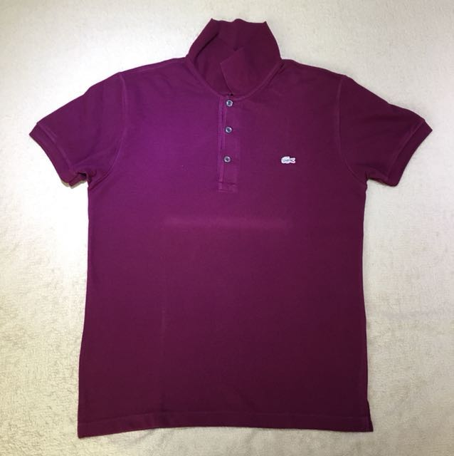 Polo Shir Size: 2 | P350 due to mark cause by fold