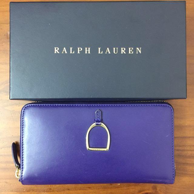 Ralph Lauren長夾