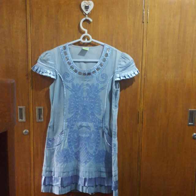 Ray Blue Dress