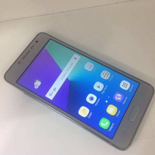 Samsung J2 Prime Ram 15 Rom 8 Telepon Seluler Tablet Ponsel Android Di Carousell