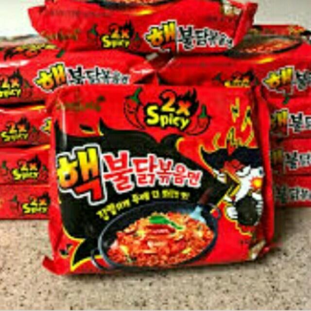 Samyang 2x spicy