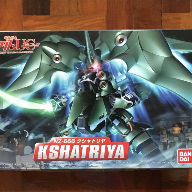 SD Gundam Kshatriya