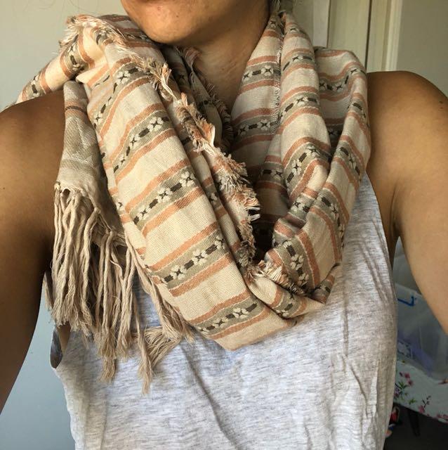 Seed Scarf