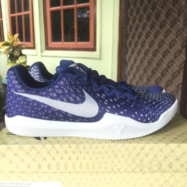 4deee77a4c24 Sepatu Nike Mamba Instinct Original