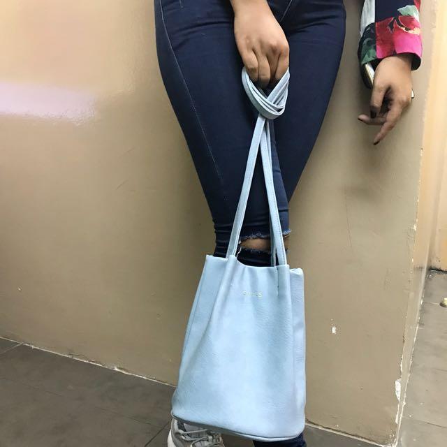 Shals Mini Bucket Bag