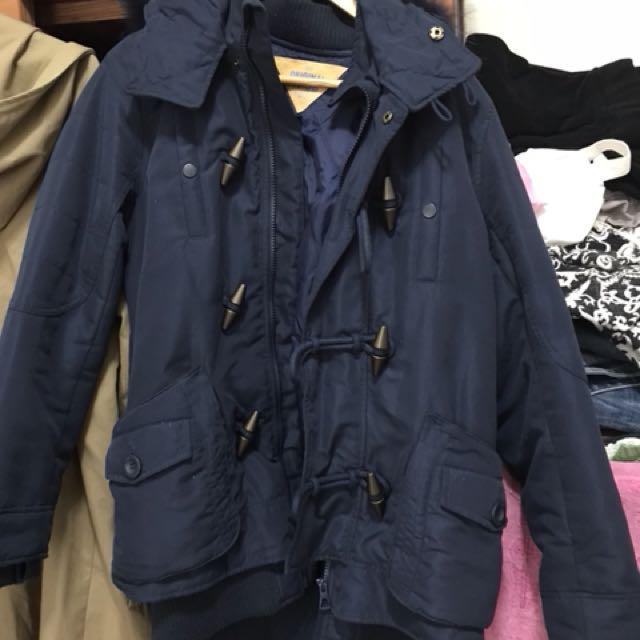 SLY N3B 藍色 2號 外套