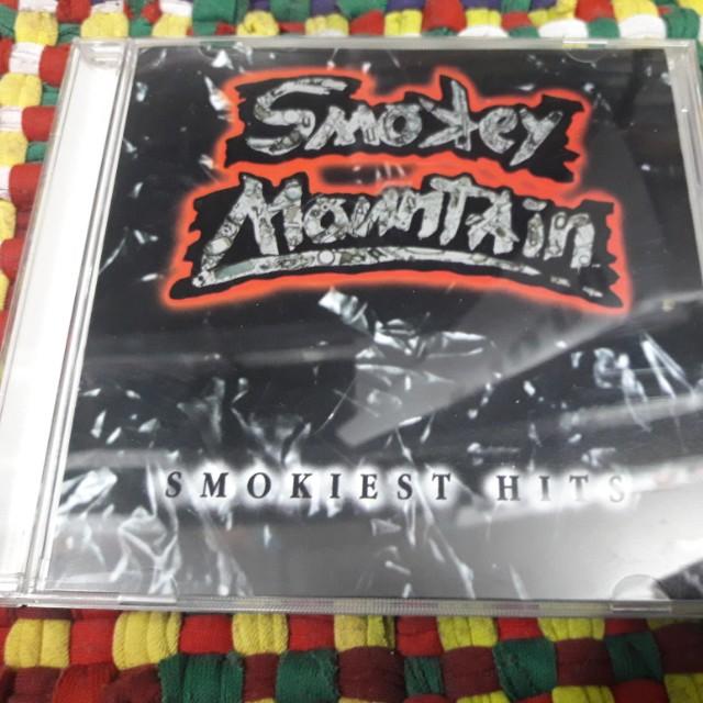 Smokey Mountain Smokiest Hits Greatest Hits CD Album OPM