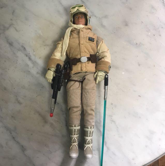 Star Wars Luke hasbro 1/6