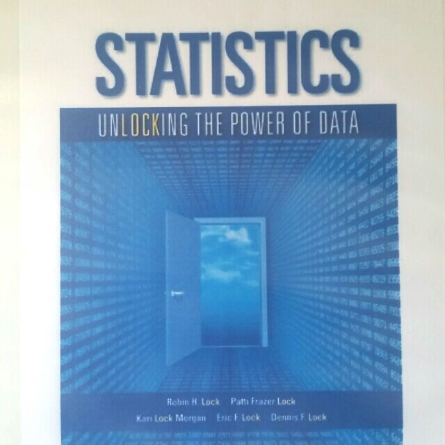 Statistics Unlocking the Power of Data Lock