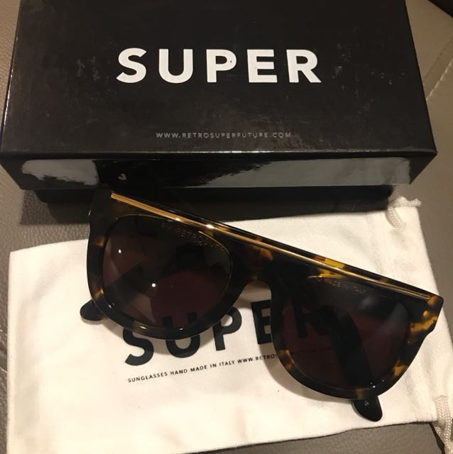 SUPER RETRO Sunglasses