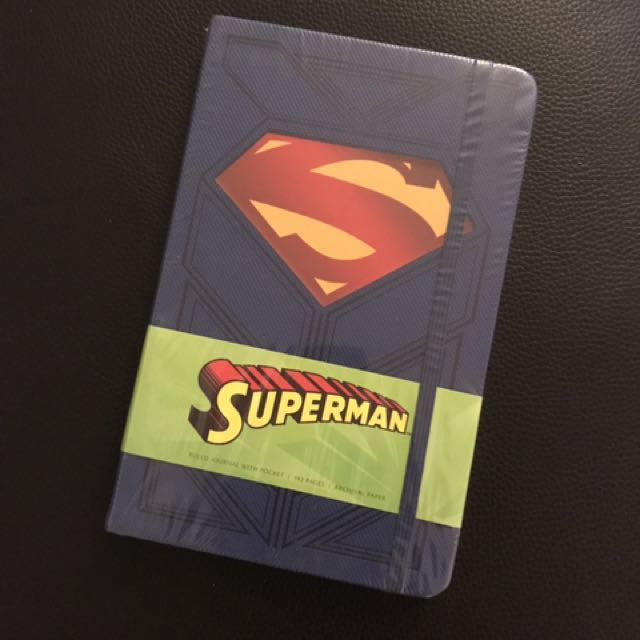 Superman Note Book