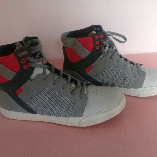 Supra Hi-cut shoes