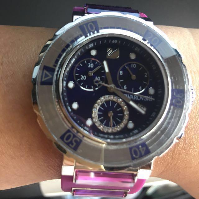 ❤️❤️Swarovski Watches Luxury❤️❤️