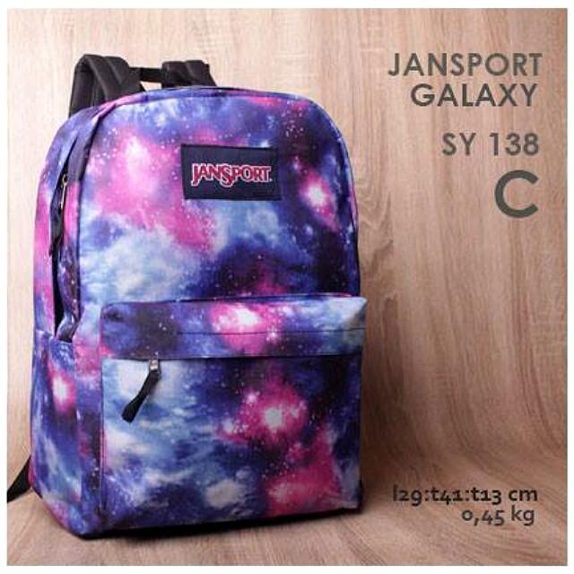 Tas Jansport Galaxy