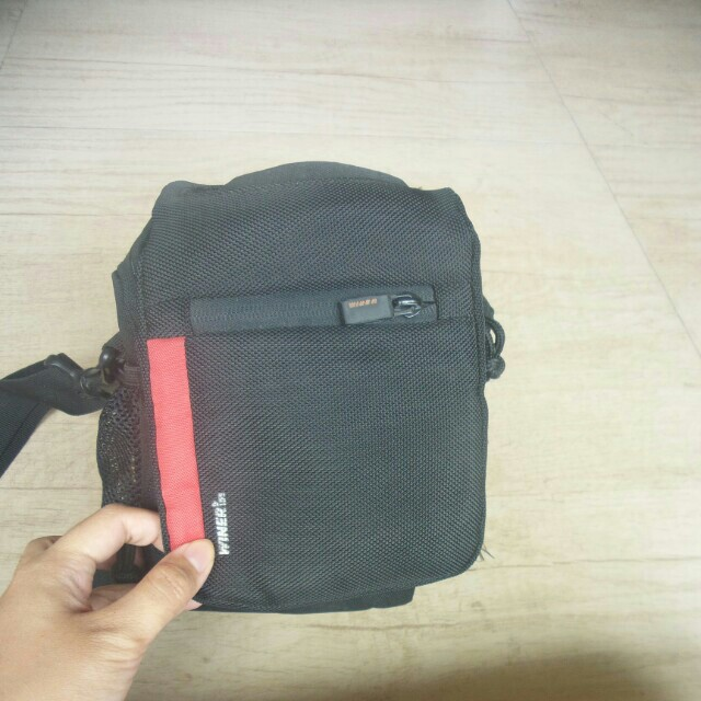 Tas kamera waterproof