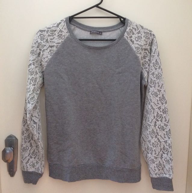 Terranova fleece sweater