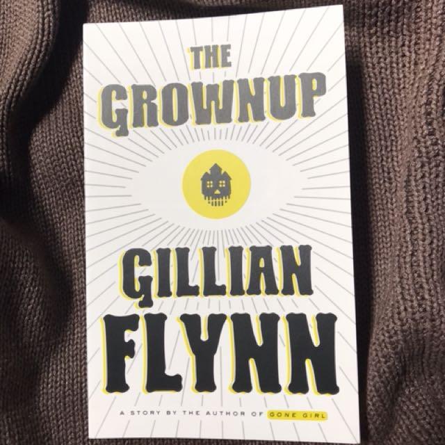 The Grownup by Gillian Flynn (English)