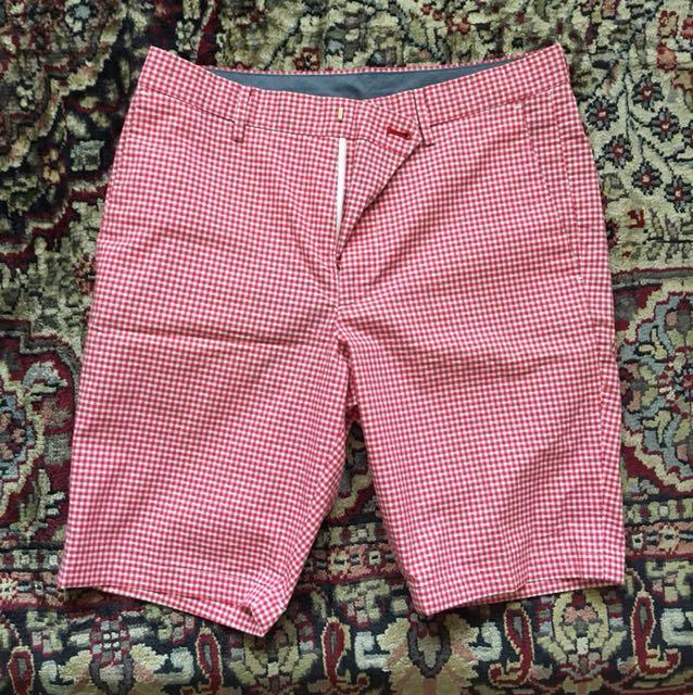Uniqlo shorts small. Almost new